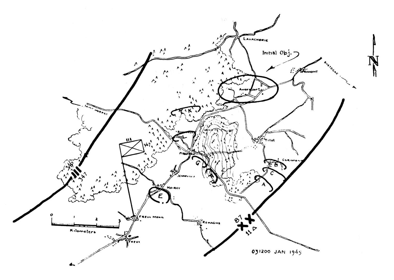 3 Jan 1945