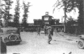 Entrance to Buchenwald
