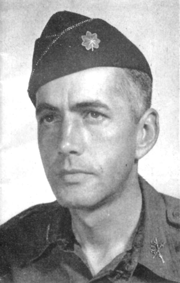 William O. Leach Circa 1944