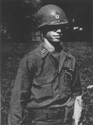 Major John E. Muir Executive Officer, First Battalion