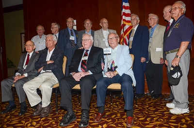 87th Veterans at the 2016 Reunion in Providence, RI